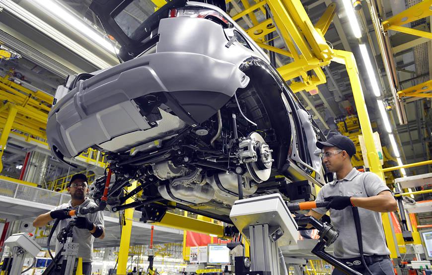Jaguar Land Rover pode investir R$ 19 milhões na fábrica de Itatiaia