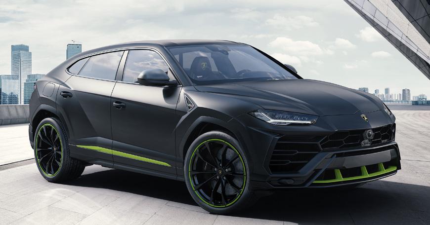 Lamborghini e Porsche batem recorde em 2020