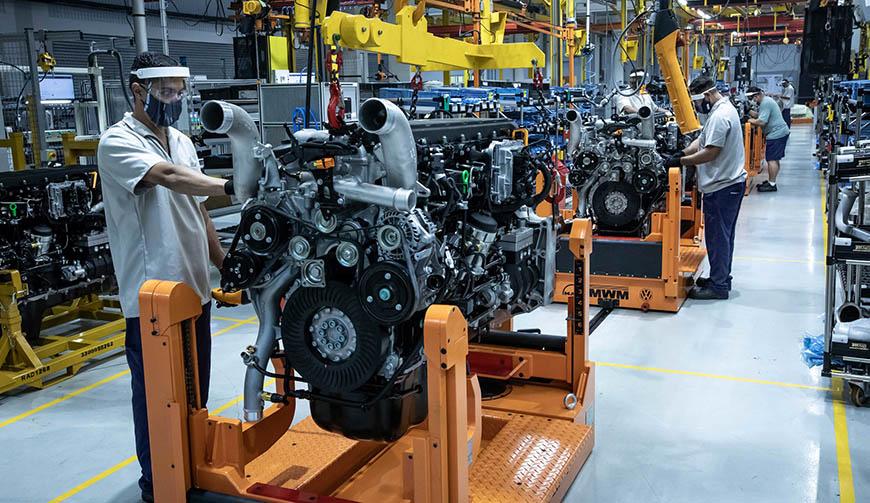 MWM acelera crescimento no início de 2021